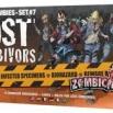 Image de Zombicide - Box Of Zombies - Set 7 lost survivors