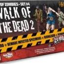 Image de Zombicide - Box Of Zombies - Set 4 walk of the dead 2