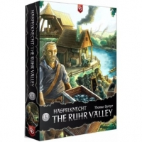 Image de Haspelknecht : The Ruhr valley (Capstone games)