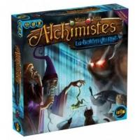 Image de Alchimistes - Le golem du roi