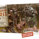 Image de Zombicide green horde : Rat King & Swamp Troll