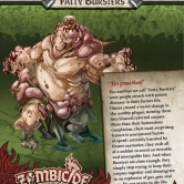 Image de Zombicide Black Plague - Fatty bursters