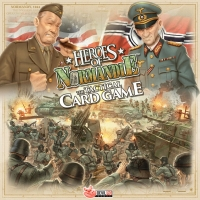 Image de Heroes of Normandie - The Tactical Card Game