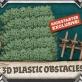 Image de Zombicide Green Horde - 3D plastic obstacles