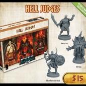 Image de mythic battles pantheon - Hell Judges