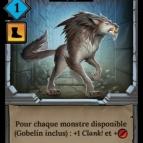 Image de Clank ! - Loup Monstrueux