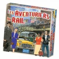 Image de Les aventuriers du rail - New york
