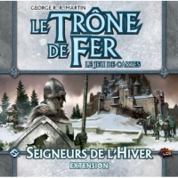Image de Le trone de fer JCE - seigneurs de l'hiver