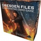 Image de Dresden Files Cooperative Card Game