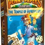 Image de Penny Papers Adventures : Le temple d'Apikhabou