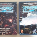 Image de AD&D SPELLJAMMER boites The Legend of Spelljammer et War's Captain's Compagnon
