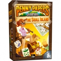 Image de Penny Papers adventures : L'île du Crâne