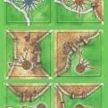 Image de Carcassonne - Die Windrosen (La Rose des Vents)