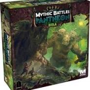 Image de Mythic battles Pantheon : Hera