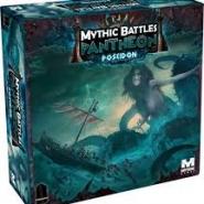 Image de Mythic battles Pantheon - Poseidon