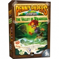 Image de Penny Papers Adventures : La Vallée de Wiraqocha