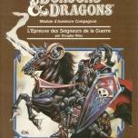 Image de Donjons & dragons - 1ère édition VF - L'Epreuve des seigneurs de la guerre
