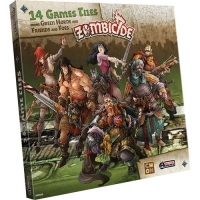 Image de Zombicide Green Horde - Tiles Set