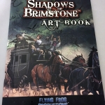 Image de Shadows of Brimstone - Artbook