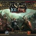 Image de A Song of Ice & Fire: Tabletop Miniatures Game – Stark vs Lannister Starter Set