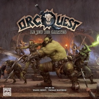 Image de Orcquest: The Card Game