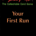 Image de Cyberpunk - The Collectible Card Game - Your First Run