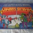 Image de Les super Héros Marvel Guerres secrètes.