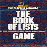 Image de The Book of Lists Game