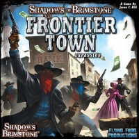 Image de Shadows of Brimstone - Frontier Town