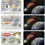 "Image de Terraforming Mars - Pack Cartes Promo ""BGG User-Created Corporations"""