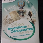 Image de Chronicards : Inventions & Découvertes