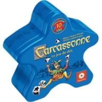 Image de Carcassonne - Le jeu de dés