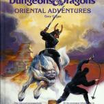 Image de Advanced Dungeons & Dragons - 1st Edition - Oriental Adventures