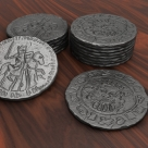 Image de Robin Hood And The Merry Men : Metal coins