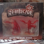 Image de zombicide - Oksana the stunt woman