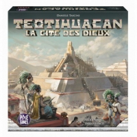Image de Teotihuacan - La cité des Dieux