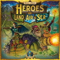 Image de Heroes of Land, Air & Sea