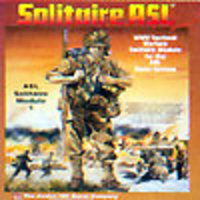 Image de Advanced Squad Leader (asl) : Solitaire ASL
