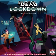 Image de The Captain Is Dead : Lockdown
