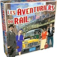 Image de Aventurier du rail New york