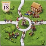 Image de Carcassonne - Spiel 2018
