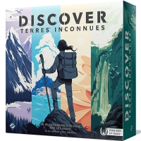 Image de Discover - Terres Inconnues