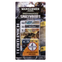 Image de Dice Masters: Team Pack Space Wolf Warhammer 40 00