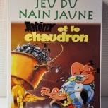 Image de Jeu du Nain jaune, Asterix et le chaudron