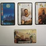 Image de 7 Wonders : lot de 4 cartes promo