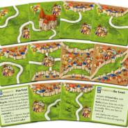 Image de Carcassonne - The Festival 2 (15e anniversaire)