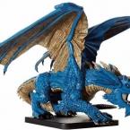 Image de Dungeons & dragons miniatures Gargantuan Blue Dragon