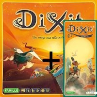 Image de Dixit + Dixit 4 Origins