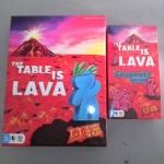 Image de The table is lava + extension