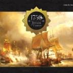 Image de 1750 - Britain vs France